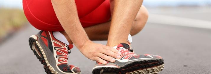 ankle pain in Bellingham WA